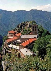 Abadia de Sant Martí del Canigó, Catalunya Nord