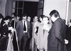 Fi de les negociacions, conferència de premsa i primeres declaracions.