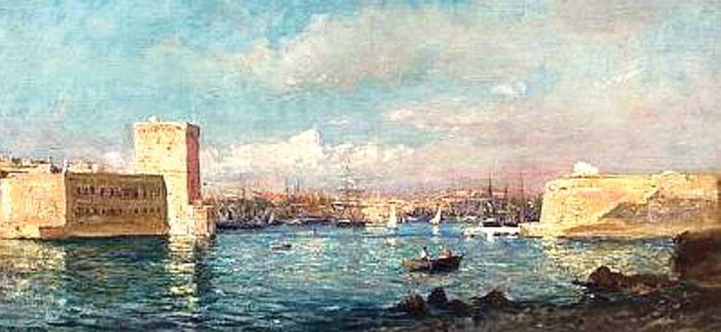 Port de Marsella. Raphael Ponson.