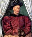 Carles VII, gendre de la Reina Violant.