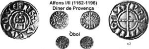 anvers/ REX ARAGONE…   revers/ PRO.VI.NC.IA